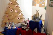 Virtuali dailės mokyklos mokinių keramikos darbų paroda