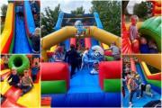 Tarptautinės vaikų gynimo dienos linksmybės