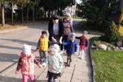 """""""Smalsučių"""" grupės išvyka į Eibariškių parką"""